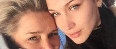 La battaglia di Bella Hadid e la mamma  contro la malattia di Lyme   L'articolo