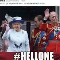 """Brexit, """"Hellone"""" alla Gran Bretagna. L'ironia corre sui social"""