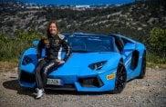 Michela Cerruti su Lamborghini, il Blancpain GT Endurance Cup fa un salto di qualità
