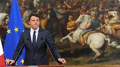 Brexit, Salvini esulta e chiede referendum Renzi convoca un vertice a Palazzo Chigi