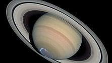 """""""Occhi su Saturno"""", una notte per guardare il """"bello"""" del Sistema solare"""