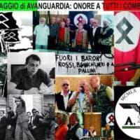 Riecco Avanguardia nazionale, sciolta per fascismo