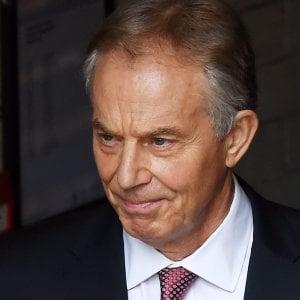 """Tony Blair: """"Brexit, per fermare i populisti in Uk serve una risposta al problema migranti"""""""