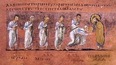 Codex Purpureus, restauro concluso: torna a casa il più antico dei libri illustrati