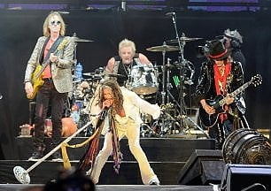 Addio Aerosmith, l'ultimo tour nel 2017