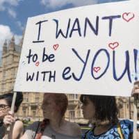Brexit, oltre due milioni e mezzo di firme per un nuovo referendum sulla Ue