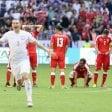 Svizzera-Polonia 5-6: Lewandowski e compagni ai quarti, elvetici ko ai rigori