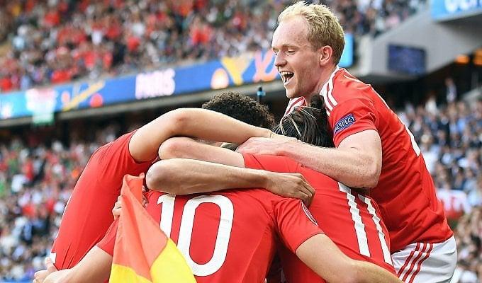 Galles con Bale ai quarti  Nord Irlanda ko 1-0    foto