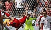 Svizzera-Polonia 5-6 ai rigori Lewandowski vola ai quarti