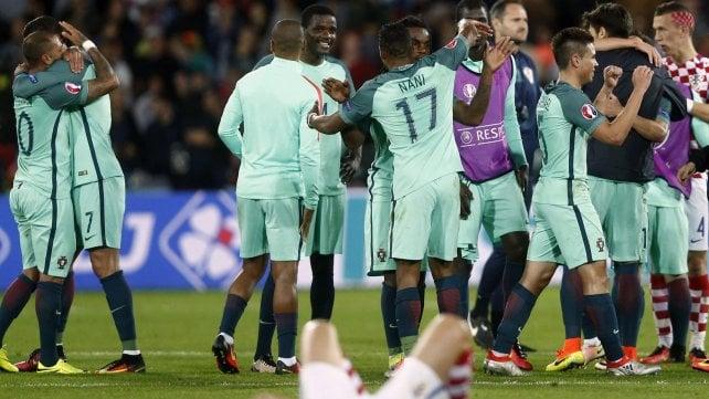 Croazia-Portogallo 0-1: Quaresma al 117' dopo due ore di sbadigli