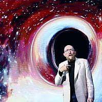 """Kip Thorne: """"Non sono un eroe in corsa per il Nobel ma so che l'universo non avrà più..."""