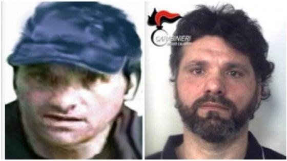 Arrestato sull'Aspromonte il boss della 'ndrangheta Ernesto Fazzalari