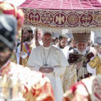 """Armenia, per la Turchia il Papa ha la """"mentalità delle Crociate"""""""