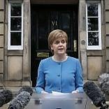 """La Scozia: """"Il nostro Parlamento è pronto a bloccare Brexit""""   video"""