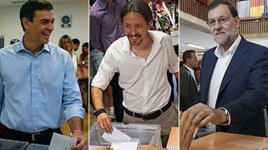 La Spagna spaccata torna al voto   speciale    Con l'incognita dell'effetto Brexit