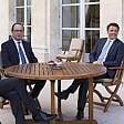 """""""Sei mesi per salvare la Ue""""  All'Eliseo il patto  tra Renzi e Hollande"""