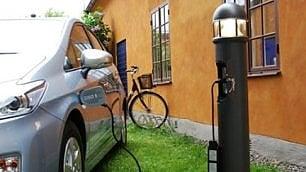 Svezia, social in stile Airbnb  per ricaricare auto elettriche