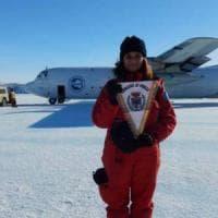 """A una ricercatrice italiana il """"record del freddo"""": 2 inverni in Antartide"""