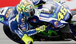 "MotoGp, Assen; Rossi ammette: ""Sono stato un somaro"""