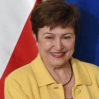 """Kristalina Georgieva: """"Uscire dalla Ue ha un costo, ora dovranno pagare di più"""""""