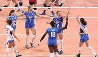 Italia chiude con una vittoria Bonitta: ''A Rio saremo al top''