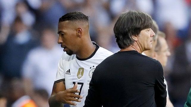"Germania, Loew applaude: ""Siamo stati perfetti''"