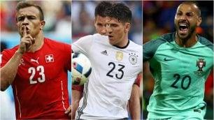 Gomez, Quaresma, Giaccherini: l'Europeo delle rivincite