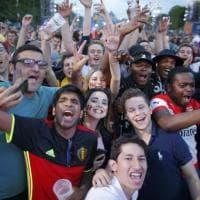 Ungheria-Belgio 0-4: il film della partita