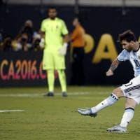 Messi, il giorno più brutto in nazionale
