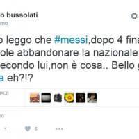 "Coppa America, Messi flop: si ritira. Tifosi infuriati su twitter: ""Non è da campioni"""