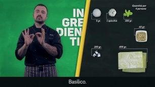 Chef Rubio, segni di gusto  RepTv  Lasagna al pesto in Lis