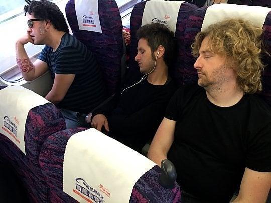 Eugenio Finardi, quarant'anni di musica ribelle: il tour sbarca in Cina. Il suo diario