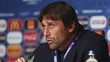 """Conte: """"Possiamo fare male alla Spagna""""   Alle 18 in campo"""