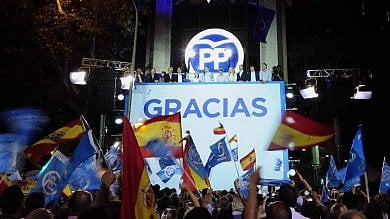Spagna, Pp primo ma senza maggioranza tengono i socialisti, delusione Podemos