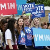 Oltre Brexit. Ricco, colto e millennial: ecco l'identikit dell'europeista