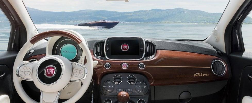 Fiat 500 Riva L Aquarama Va Su Strada Repubblica It
