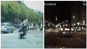 A caccia di ladri: gli inseguimenti visti dalle pattuglie della polizia