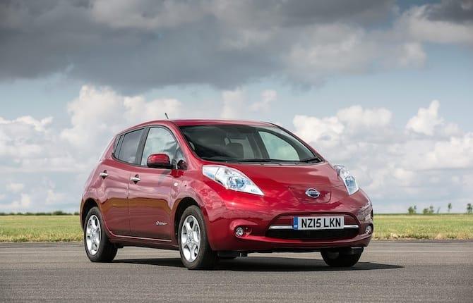 Nissan Leaf fra le auto più vendute in Norvegia nel 2016