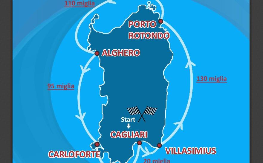 Round Sardinia sogno possibile