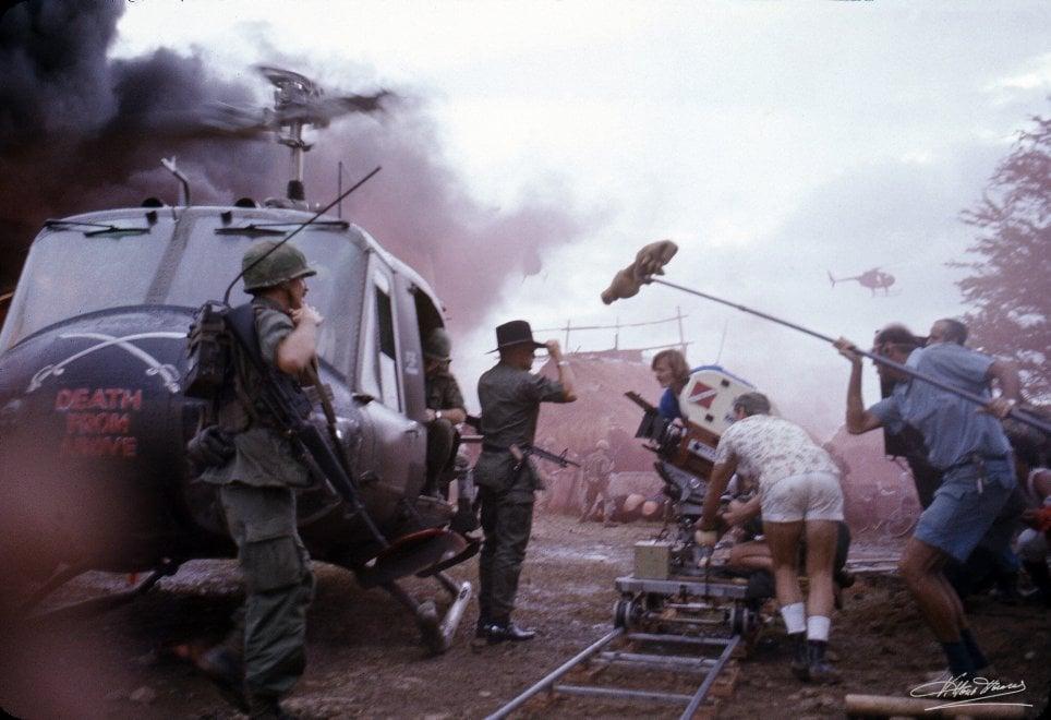 Vittorio Storaro presenta la copia speciale di 'Apocalypse Now' a Bologna