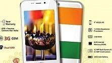India, via alle consegne dello smartphone Android da 4 dollari