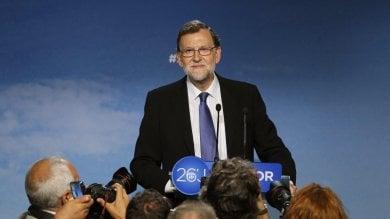 """Spagna, il Pp in cerca di alleanze Rajoy: """"Governo stabile e moderato"""""""