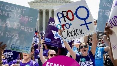 Usa, Corte suprema difende aborto Bocciata legge restrittiva del Texas