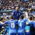 Italia-Spagna 2-0, Chiellini e Pellè stendono le Furie rosse