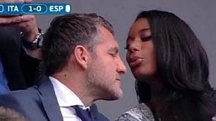 """Italia-Spagna, i tweet imperdibili """"La partita l'ha vinta Bobo Vieri"""""""
