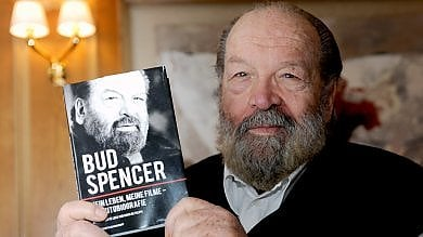 Cinema, è morto l'attore Bud Spencer alias Carlo Pedersoli