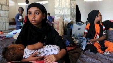 Yemen, gravissima crisi alimentare:  oltre la metà della popolazione senza cibo