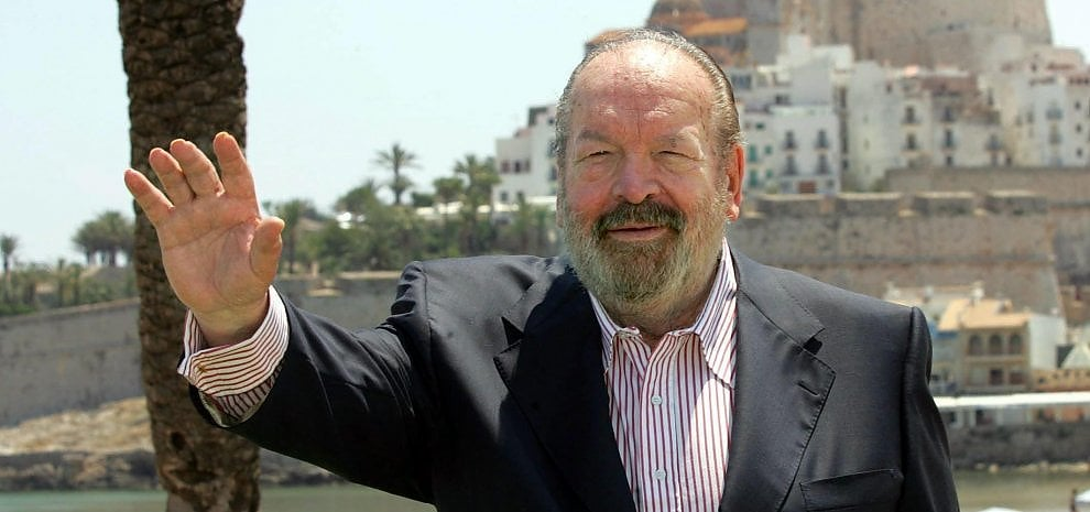 Cinema, è morto Bud Spencer, il gigante buono del cinema italiano