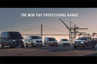 Al via la nuova campagna di comunicazione di Fiat Professional