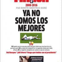 Italia-Spagna, i quotidiani spagnoli: